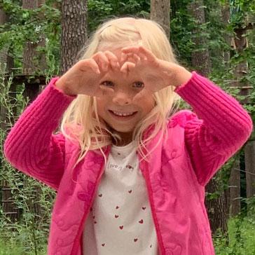 Талдыкина Лилия, мама Вики, 5 лет