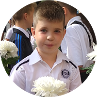 Провоторова Елена Юрьевна, мама Провоторова Виктора, 10 лет